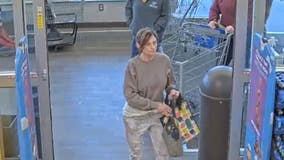 Police seek woman who snatched purse 80-year-old woman accidentally left at Independence Township Kroger