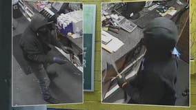 Scratch-off lottery ticket thieves break into party store through ceiling