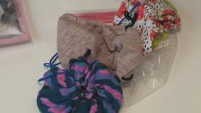 The Maskii -- Dearborn woman designs mask that doubles as scrunchie