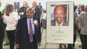 Al Allen inducted into Mich. Journalism Hall of Fame