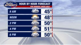 Rain clears for most of Southeast Michigan on Tuesday ahead of dropping temperatures
