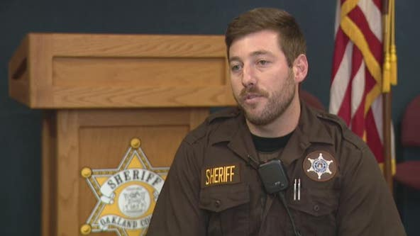 Oakland County detective saves choking elderly woman's life