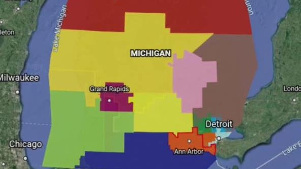 Public to give input on new political maps, Pontiac man charged with assault, vigil held for moms hit by car
