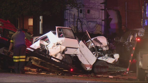 Semi-truck collides into Detroit apartment, DTE employee dies after electrocution, gifted car stolen