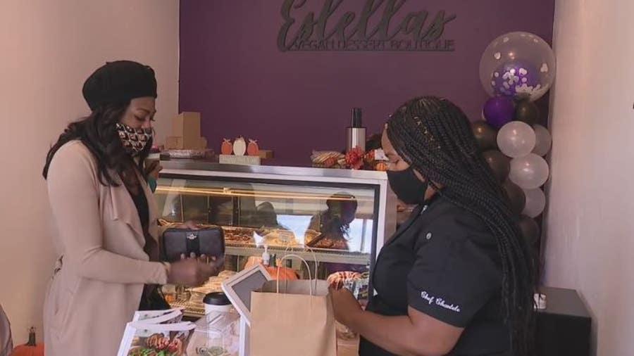 Estellas Vegan Bakery brings a sweet surprise to Rosedale Park area