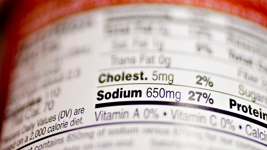 Food Industry Collaboration May Cut Salt Intake, Save Lives