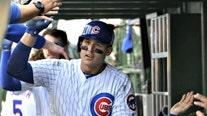 Cubs exercise Rizzo's $16.5M option, decline Morrow, Barnett