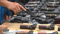 Black Friday gun background checks second-highest in recorded history
