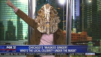 Another Chicago celebrity dons the mask in local edition of 'The Masked Singer'
