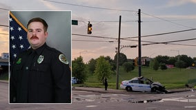 Tennessee officer killed on Fourth of July in fiery crash