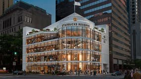World's largest Starbucks coming to Chicago's Mag Mile