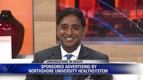 SPONSORED ADVERTISING BY NORTHSHORE UNIVERSITY HEALTHSYSTEM: Anand Srinivasan, M.D.