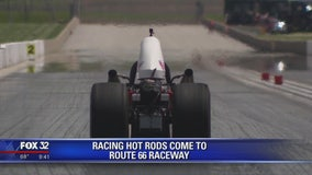 Racing hot rods come to Route 66 Raceway