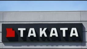 Automakers recall 1.7 million cars with fatal airbags made by Takata