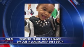 Lawsuit filed against suburban Chicago daycare after baby boy's death