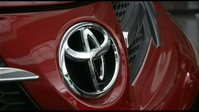 Toyota recalls 1.7M vehicles in N. America to fix Takata airbag problems