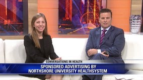SPONSORED ADVERTISING BY NORTHSHORE UNIVERSITY HEALTHSYSTEM: Hereditary cancer syndromes