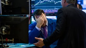 Not very merry: US stocks plunge on Christmas Eve
