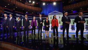 Democratic debate: 10 candidates discuss immigration, gun control, health care in first night