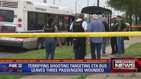 CTA bus shooting in Chicago leaves 3 wounded
