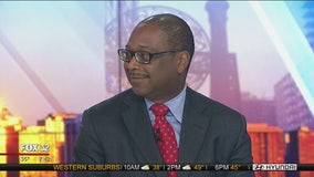 Todd Stroger announces his run for Cook County Board President