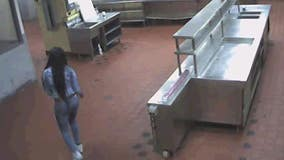 Surveillance video released of woman found dead in hotel freezer