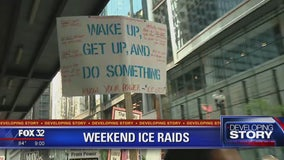 Chicago protesters to rally against ICE raids this weekend