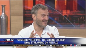 'Somebody Feed Phil' creator Phil Rosenthal talks about Netflix series
