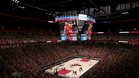 United Center getting new scoreboard for next season