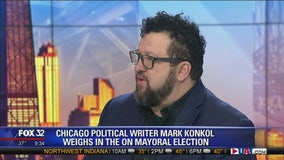 Mark Konkol weighs in on the mayoral election