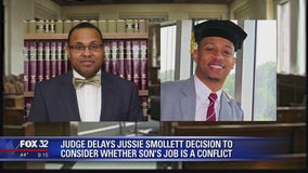 Judge to decide if he will consider request in Smollett case