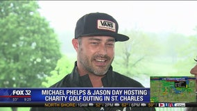 Michael Phelps, Jason Day hosting charity golf outing in St. Charles