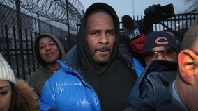 R. Kelly hit with new federal charges in Chicago