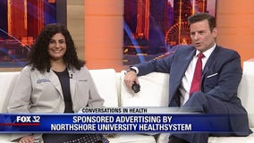 SPONSORED ADVERTISING BY NORTHSHORE UNIVERSITY HEALTHSYSTEM: Women's heart health