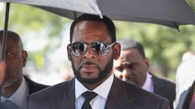 April trial date set in R. Kelly's federal case in Chicago