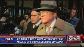 Alderman Ed Burke charged with racketeering, accused of bribing suburban developer