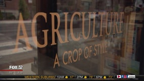 Bespoke men's clothing at 'Agriculture' in Bronzeville