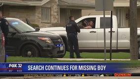 Search for missing 5-year-old boy enters fifth day