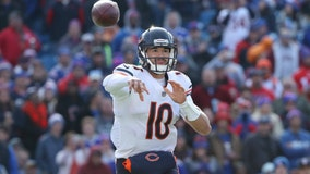 Trubisky, passing game hit a high point for Bears