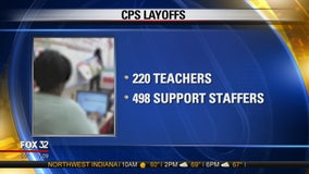 Chicago Public Schools sends out layoff notifications