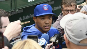 Former Cubs shortstop Addison Russell signs one-year deal with Korean Baseball
