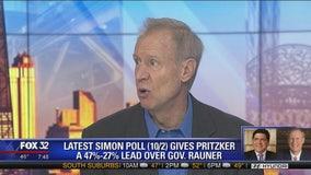 Gov. Bruce Rauner running for re-election against JB Pritzker