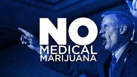 Dennis Welsh Editorial: Gov. Rauner says, No Marijuana for You