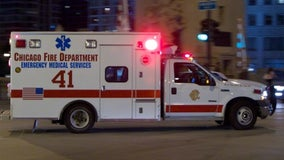 Boy riding bicycle in Chicago's South Deering neighborhood hit by car