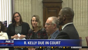 R. Kelly expected back in court Monday morning