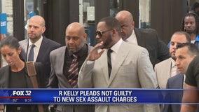 R. Kelly pleads not guilty to 11 more sex-related charges