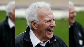 Ara Parseghian, won 2 titles at Notre Dame, has died at 94