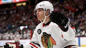 Stars lose 6-1 to Kane, Blackhawks