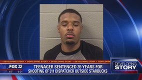 Chicago man sentenced to 35 years in prison for police dispatcher's death