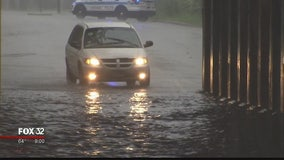County issues warning about health concerns after flooding